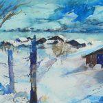 Winter im Pinzgau